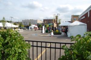 August 2014 Community Market, 5:15 p.m.